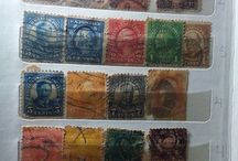 stamp colllection