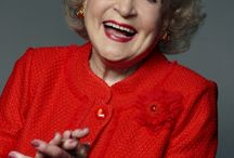 Betty White / One of my all time idols