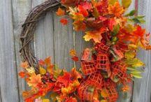 Поделка осень