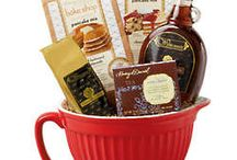 Gift baskets / Not just food ideas...what else?  Have a look at these ideas