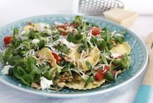 Eten salade