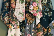 fabrics. / by Carolyn Gregory