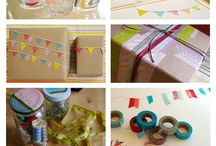 diy washi tape