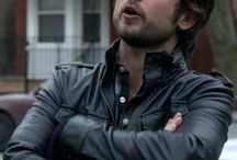 Shameless TV Series Justin Chatwin Leather Jacket