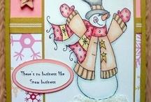 I Love Snowmen!!