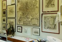 Vintage & Antique Maps
