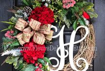#wreaths and suchly