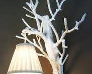 Освещение и декор