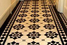 Floor Tiles/Hall Entrance