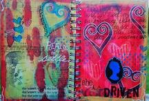 My personal work / by Tara Oddo Powell