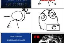 Rage comics / by Luke Sanchez