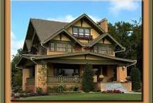 Craftsman Homes / by Cheryl Mobley