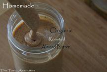 Organic Kitchen Essentials / by Alicia Lobdell
