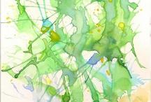 Trabajos abstractos para niños