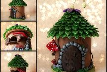 Clay Modeling & Polymer Clay / Ideas & Tutorials. / by Nancie Richard