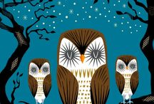 owls / by Brooke Cunningham