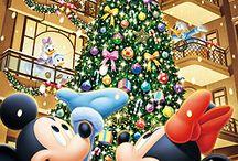 Disney Kerstmis