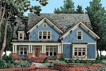 Craftsman Homes <3