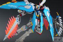 Hobby F91/Cros Bone Gundam