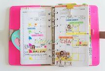 filofax, diary, planner