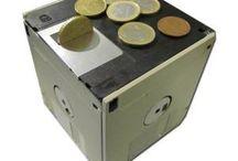 Recycler k7 VHF et autres pièces informatique