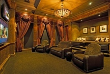 Theater Rooms / Luxury homes and elite Real Estate from around the world brought to you by the LePage Johnson Realty Group of Keller Williams Realty in the Charlotte, North Carolina area. www.charlottelakenormanrealestate.com