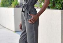 Fall Fashion / casual chic womens street wear