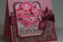 Stampin Up Set - Fabulous Flowers