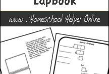 Lap books