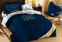 Go Blue! / University of Michigan / by IceAngel