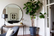 Living Space / The heart of the home. Inspiring living and family rooms.
