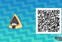 Pokémon qr code