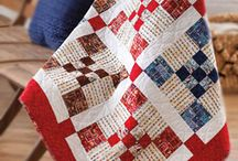 Quilt of Valor Ideas / Beautiful quilts of valor! These are charity quilts made for our nation's heroes.