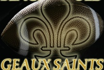 WHO DAT NATION!! / by Colista Johnson