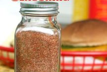 burger seasonings
