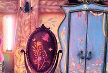 A Rapunzel room for Caris