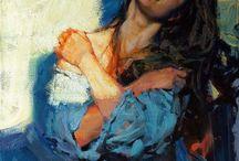 Women &men art