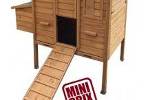 Collection de poulailler bois de PoulaillerDesign.com / Les modèles de poulaillers, ceux des clients