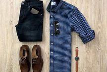 Gavin's outfit ideas