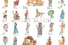 the Ancient Gods & Goddesses