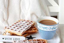 Coffee | Cakes | Waffles | Ice Cream | Ideas
