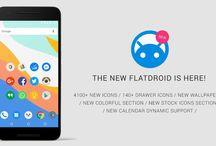 FlatDroid - Icon Pack v5.0.0
