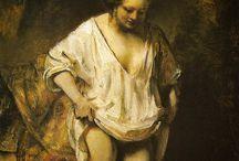 Painting. Rembrandt van Rijn