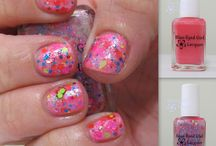 80's Collection / Blue Eyed Girl Lacquer 80's collection