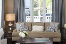 Living Room Ideas / by Darci Stoller