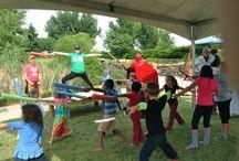 2014 I AM Yoga Festival Photo Gallery / Photos from the 2014 I AM Yoga, Art + Music Festival in Tulsa, OK.
