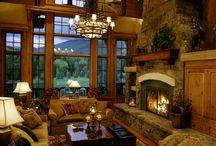 Cozy lodges or winter home Hee Hee