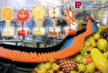 Make Fresh Juice From The Fruit Juice Plant In Kolkata