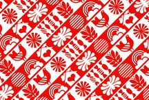 print • pattern • illustration