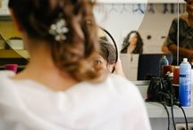 Bride preparations